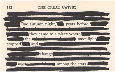 Blackout Poems And Writers Retreats Something To Write