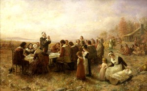 First-Thanksgiving-300x187